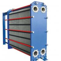 China Ethyl Alcohol Process Plate And Shell Heat Exchanger , Flat Plate Heat Exchanger on sale