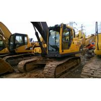 Quality VOLVO 210BLC USED EXCAVATOR FOR SALE for sale
