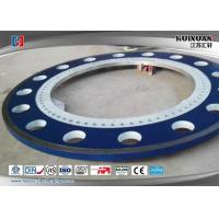 Buy cheap Q345D Rotor Locking Plate Turbine Rotor Forging Wind Power Generator Parts from wholesalers