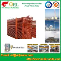 Wholesale Convection Superheater Coils Steam Super Heater In Boiler Anti Corrosion from china suppliers