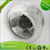 Wholesale Electric Power AC Centrifugal Fan / Exhaust Quiet Industrial Fan For Clean Room System from china suppliers