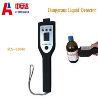 Buy cheap ZA-200H Plastic Metal Detector Gate Scanner For Airport Alcohol Detecting from wholesalers