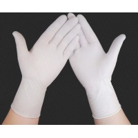 Wholesale Non Sterile PVC Clear Medical Breathable Disposable Gloves from china suppliers
