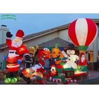 Wholesale Colorful Inflatable Advertising Products Outdoor Inflatable Christmas Decorations from china suppliers