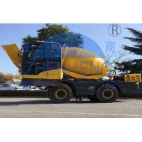 Wholesale 2.5m3 Self Loading Concrete Mixer from china suppliers