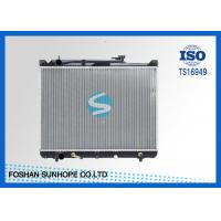 Wholesale 17700-77E20 Aluminum Radiator With Transmission Cooler For Vehicle Fin Tube from china suppliers