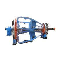 Wholesale Electric Wire Cable Stranding Machine Armouring Device With Meter Counter from china suppliers