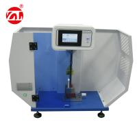 Charpy Izod Impact Rubber Testing Machine For Rubber / Plastic Digital Type Founded