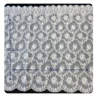 Buy cheap AEO FREE  Floral Chantilly 100% Nylon Lace Fabric For All Kinds Of Garment from wholesalers
