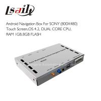 Buy cheap Android 4.2.2  Support TMC Android Navigation Device for  DVD Player from Wholesalers