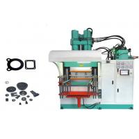 First In First Out Rubber Injection Moulding Machine , 4 Cylinder Transfer Molding Machine