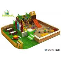 Wholesale Sand Land Indoor Soft Playground Equipment For Children 3 - 14 Years Old from china suppliers