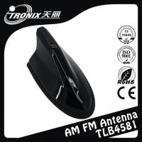 Wholesale Simple Design Electric Radio Black Shark Fin Antenna Replacement For Uinversal Car from china suppliers
