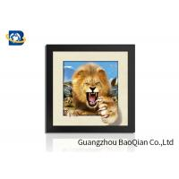 Wholesale Animal 3D 5D Photography , Lenticular Image PrintingHome / Bedroom Wall Art Decor from china suppliers