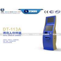 Wholesale High Efficiency Touch Screen Kiosk Convenience Human Operation Print from china suppliers