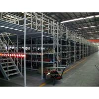 Wholesale Adjustable Multi - Layer  Mezzanine Storage Systems Pallet Gate Mezzanine Floors For Factory from china suppliers