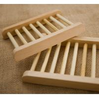 Wholesale wood soap holder wooden soap base wood soap dish from china suppliers