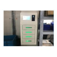 Wholesale White Bar Restaurant Cell Phone Charging Station Free Pay With 4 Lockers from china suppliers
