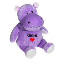 Buy cheap 8 Inch Lovely Hippo Animal Plush Toys Promotion Gifts For Holiday Celebration from wholesalers