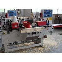 Wholesale High Efficient Four Side Planer Woodworking Machine 4 Cutter Shafts Stable Performance from china suppliers