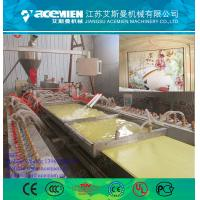 Wholesale 300mm pvc wall panel making machine with turnkey solutions from china suppliers