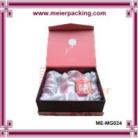 Wholesale Paper sunscreen bottle box, flip magnet closure box ME-MG024 from china suppliers