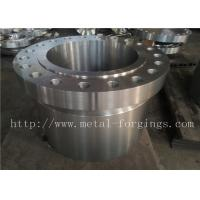 Wholesale Pressure Vessel Stainless Steel Flange PED Certificates F304 F304L ASTM / ASME-B16.5 from china suppliers