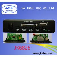 Wholesale JK6826 SD card USB host MP3 module from china suppliers