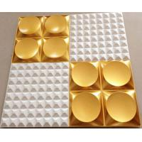 Wholesale Paintable Waterproof  3d PVC Wall tile for Interior Home/ Hotel Wall decoration from china suppliers