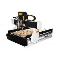 China Best high speed 4 axis CNC 6090 router 3D cnc cutting / milling machine for wooden stone metal with limit switch on sale