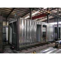 Wholesale Modified 40 Feet Light Steel Prefab House For Mining Industry 30 Years Life Span from china suppliers