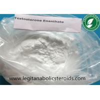 Wholesale Injectable Anabolic Steroid Testosterone Enanthate for Muscle Gain CAS 315-37-7 from china suppliers