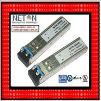 Buy cheap SFP (155M-2.5G)Transceiver Module with RoHS from wholesalers