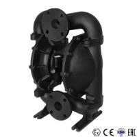 China Poisonous Air Operated Double Diaphragm Pump / Twin Diaphragm Pump on sale