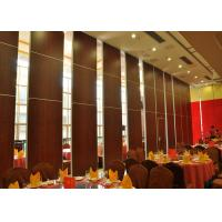 Demountable Partition Acoustic Wooden Plywood Partition Wall Wooden Surface for sale