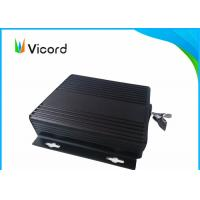 Wholesale 4ch D1 Real-time Mobile DVR Recorder Wide Voltage GPS Bidrectional Talk DVR For School Bus from china suppliers