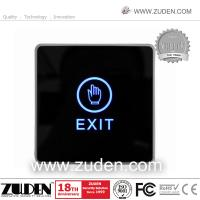 Wholesale Touch Screen Push Button Door Exit  Switch with No\Nc\COM Output from china suppliers