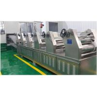 Wholesale Electric Automatic Fresh Noodle Production Line / Machinery For Food Processing Industry from china suppliers