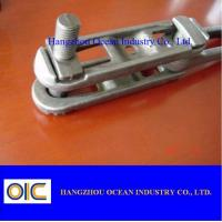 Drop Forged Chain And Trolley , Conveyor Parts, Forged Conveyor Chains