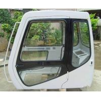 Wholesale In Front OEM Excavator Cab / Heavy Equipment Cabs PC200-7 Two Colors from china suppliers
