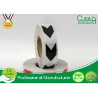 """Wholesale 2"""" X 150' Reflective Safety PE Warning Tape / Conspicuity Tape For Indoor Sticker from china suppliers"""