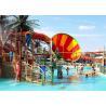 Buy cheap Super Whirlwind Water Slide Aqua Fiberglass Theme Park Equipment from wholesalers