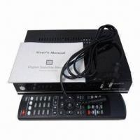 Buy cheap DVB-S, Dual-core CPU 1,080-pixel Full HD DVB-S/S2, DDR2 128MB Memory from wholesalers