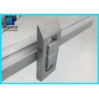 Wholesale Double Tracks Scalable conveyor Aluminum Tubing Joints Prevent Flow Back Lock Opposite Movement from china suppliers