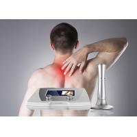Quality Physiotherapy ESWT Shockwave Therapy Machine Radial 0.25 - 5.0 Bar Pressure for sale