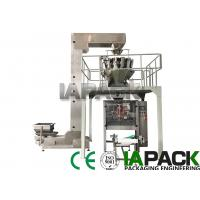 Wholesale Vertical Multi Head Scale Packing Machine 100 - 5000g Measuring Range from china suppliers