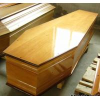 Buy cheap Wooden Coffin from wholesalers