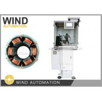 Wholesale Wire Taping Motor Stator Winding Machine Muti Slots Needle Winder Fully Automatic from china suppliers