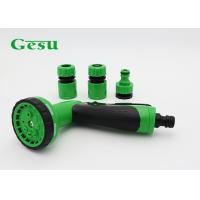Buy cheap Commercial Hose Pipe Tap Connector , ABS / PP Adjustable Spray Nozzle from wholesalers