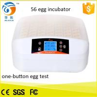 Buy cheap Top selling newly design full automatic mini egg incubator hatching 56 eggs for sale HT-56S from wholesalers